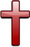 red-gradient-cross